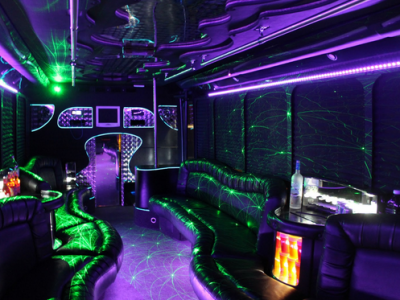 Party Bus Game Ideas